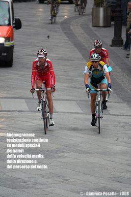 """Mostra online di Gianluca Posella """"Le velocità"""" - 7. Anemogramma"""