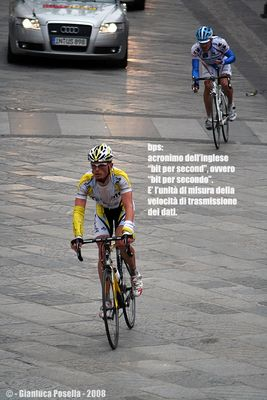 """Mostra online di Gianluca Posella """"Le velocità"""" - 8. Bps"""