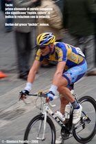 """Mostra online di Gianluca Posella """"Le velocità"""" - 9. Tachi"""