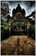 """Mostra online di Gianmarco Vetrano: """"Fearland"""" - 7. La porta"""