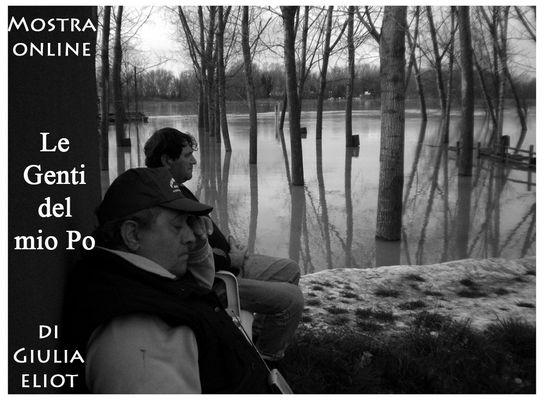 """Mostra online di Giulia eLIOT """"Le Genti del mio Po"""""""