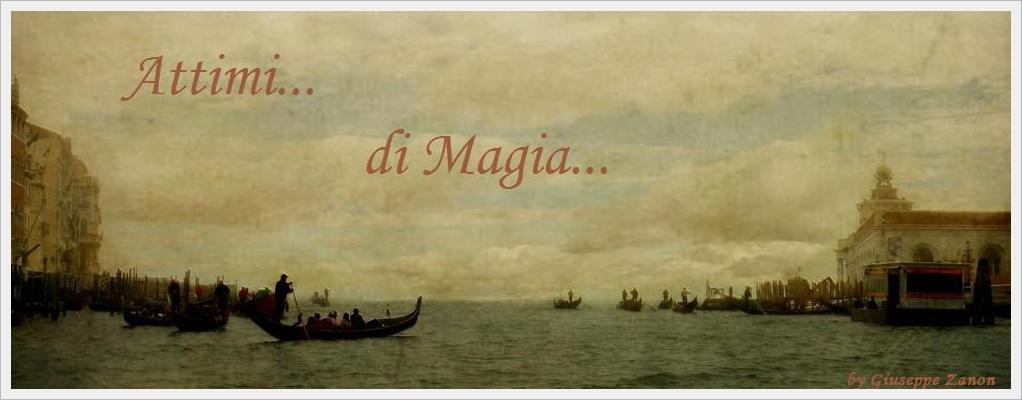 """Mostra online di Giuseppe Zanon """"Attimi di magia..."""""""