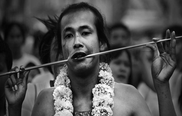 "Mostra online di Glauco e Ambra ""Il Vegetarian Festival a Phuket"" - 3."