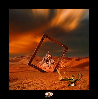 """Mostra online di Grazia Aimo """"Aria di sogno"""" - 5. Aladin"""