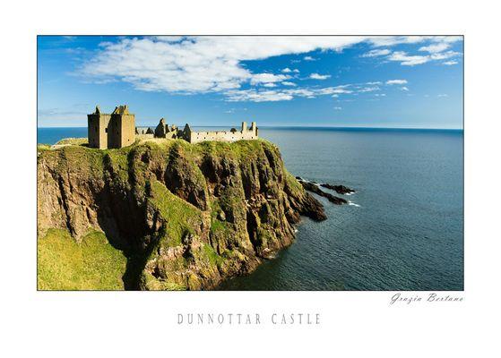 "Mostra online di Grazia Bertano: ""About Scotland"" - 4. Dunnottar Castle"