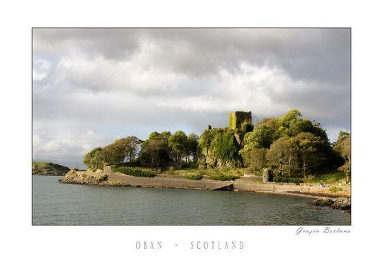"Mostra online di Grazia Bertano: ""About Scotland"" - 6. Oban"