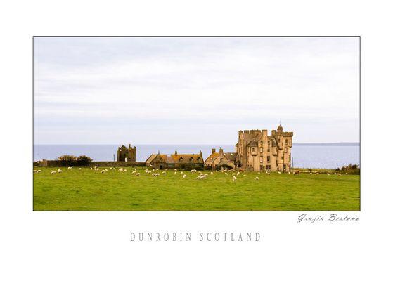 """Mostra online di Grazia Bertano: """"About Scotland"""" - 7. Dunrobin"""