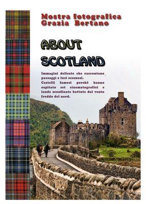 "Mostra online di Grazia Bertano: ""About Scotland"""