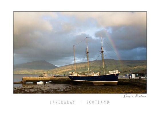 """Mostra online di Grazia Bertano: """"About Scotland"""" - 9. Inveraray"""