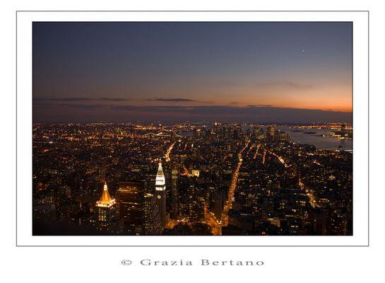 """Mostra online di Grazia Bertano """"Autumn in New York"""" - 5."""