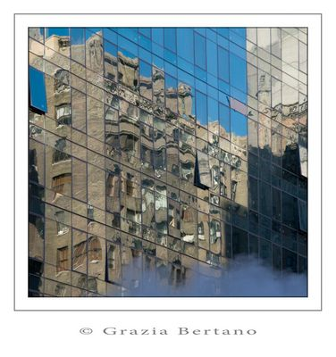"Mostra online di Grazia Bertano ""Autumn in New York"" - 7. Vapours and lights of New York"
