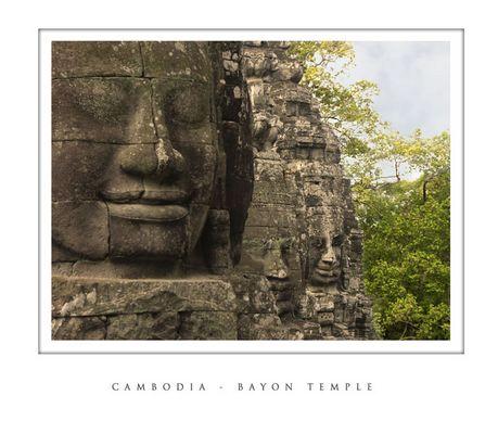 """Mostra online di Grazia Bertano: """"Non solo Khmer"""" - 5. Bayon"""