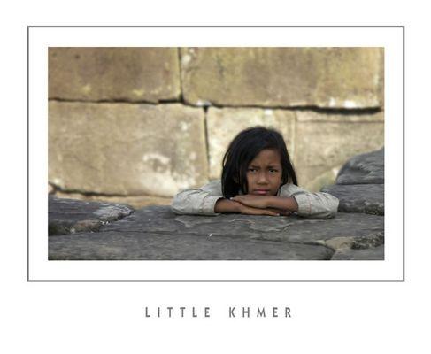 """Mostra online di Grazia Bertano: """"Non solo Khmer"""" - 6. Piccola Khmer"""