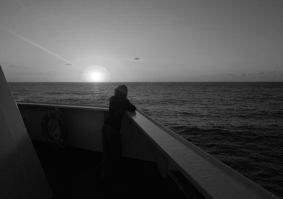 """Mostra online di Guglielmo Rispoli: """"Viaggi per mare"""" - 1. Il bisogno di un viaggio"""