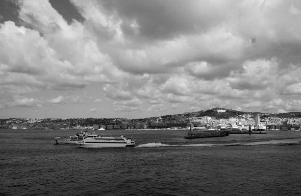 """Mostra online di Guglielmo Rispoli: """"Viaggi per mare"""" - 10. Verso casa"""