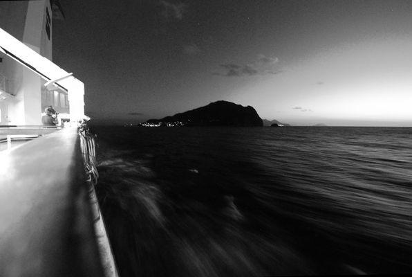 """Mostra online di Guglielmo Rispoli: """"Viaggi per mare"""" - 2. Andare lontano"""