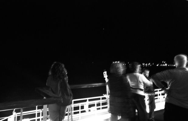 """Mostra online di Guglielmo Rispoli: """"Viaggi per mare"""" - 3. Il mare di notte"""