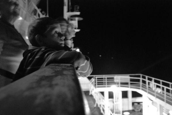 """Mostra online di Guglielmo Rispoli: """"Viaggi per mare"""" - 5. Il cielo"""