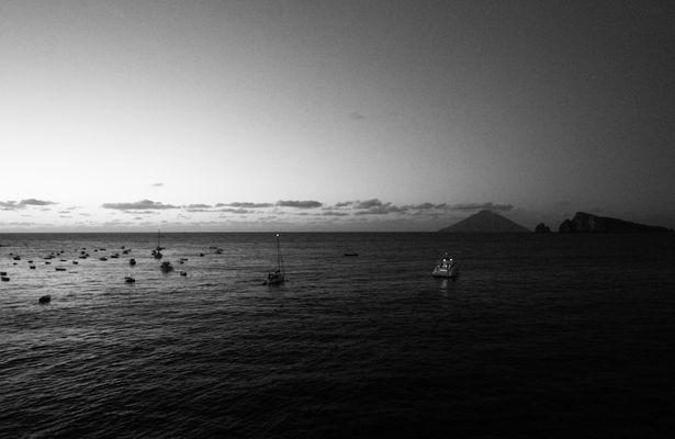 """Mostra online di Guglielmo Rispoli: """"Viaggi per mare"""" - 6. Luci dell'alba"""