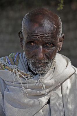 """Mostra online di Heinz Homatsch """"Etiopia... mio futuro"""" - 7. Mendicante... Appena 50 anni"""