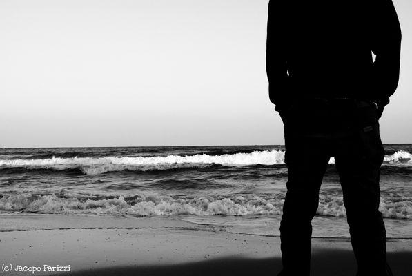 """Mostra online di Jacopo Parizzi """"Tra mare e città"""" - 2. Senza dolore, senza rimpianto..."""