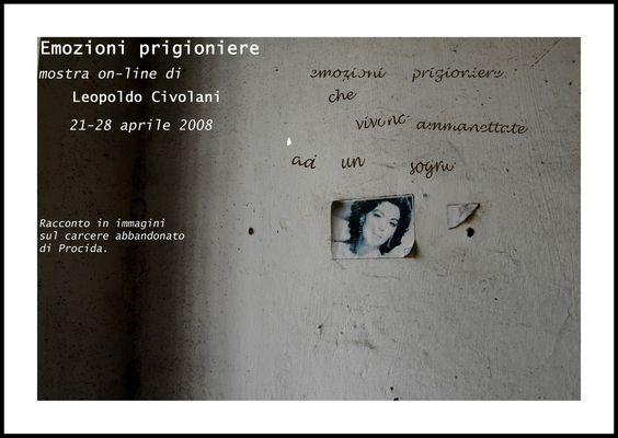 """Mostra online di Leopoldo Civolani: """"Emozioni prigioniere"""""""