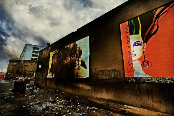 """Mostra online di Lino Rusciano """"Napoli-Est: Cityscapes"""" - 1."""