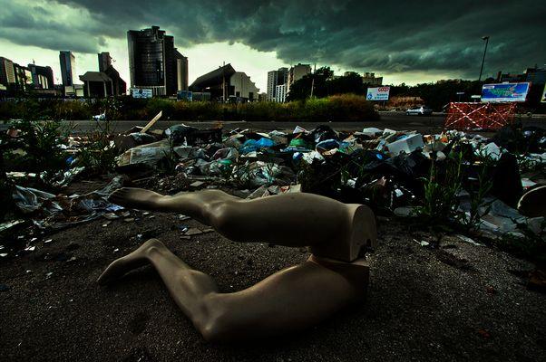 """Mostra online di Lino Rusciano """"Napoli-Est: Cityscapes"""" - 4."""