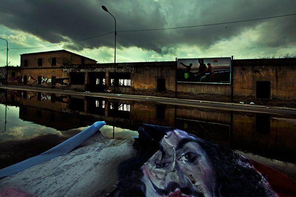 """Mostra online di Lino Rusciano """"Napoli-Est: Cityscapes"""" - 5."""
