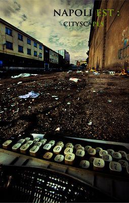 """Mostra online di Lino Rusciano """"Napoli-Est: Cityscapes"""""""