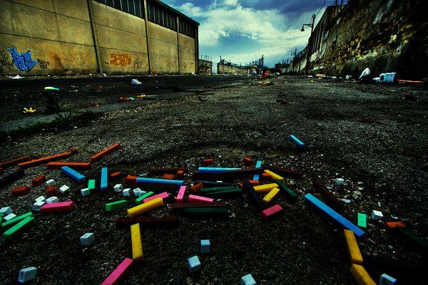 """Mostra online di Lino Rusciano """"Napoli-Est: Cityscapes"""" - 8."""