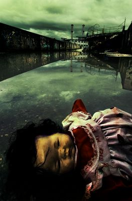 """Mostra online di Lino Rusciano """"ToYs"""" - 7. Dead doll"""