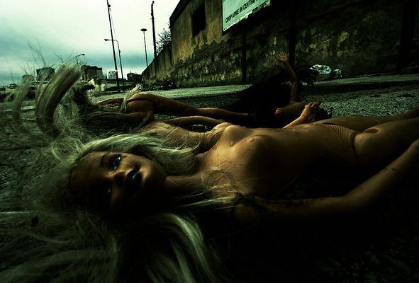"""Mostra online di Lino Rusciano """"ToYs"""" - 8. Barbie"""