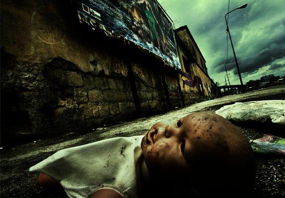 "Mostra online di Lino Rusciano ""ToYs"" - 9. Abandoned"