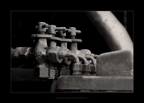 """Mostra online di Lorenzo Natali: """"Ferro & Carbone"""" - 7."""