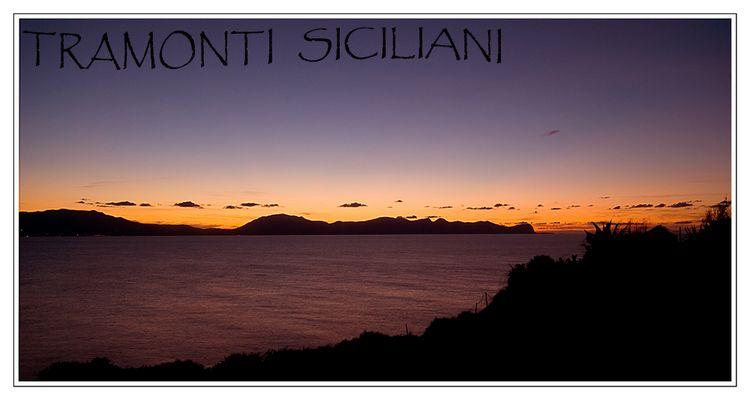 """Mostra online di Lucia Giostra """"Tramonti siciliani"""""""