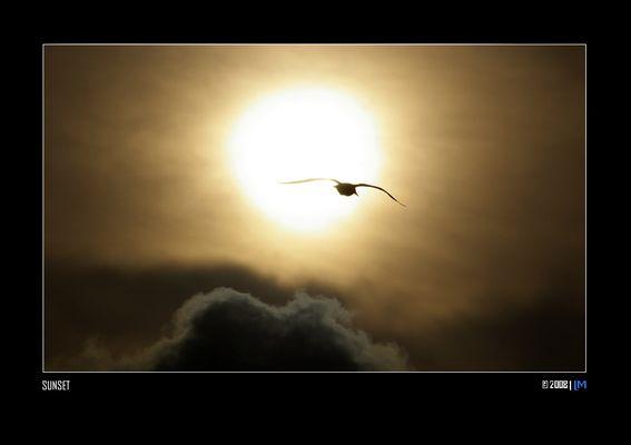 """Mostra online di Luisa Mantero """"Attimi di luce"""" - 9. Sunset"""