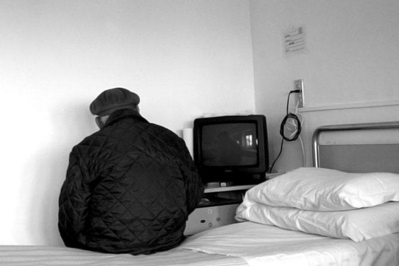 """Mostra online di Mario Gabbarin """"A casa è meglio"""" - 6. Vita in B/N"""