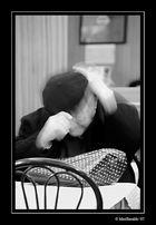 """Mostra online di Massimo Baraldo: """"Il mondo degli anziani"""" - 5. Posso andare..."""