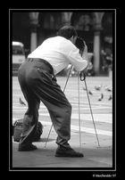 """Mostra online di Massimo Baraldo: """"Il mondo degli anziani"""" - 7. Passione infinita"""