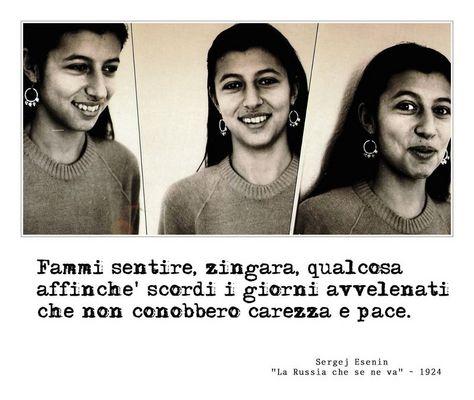 """Mostra online di Massimo Camocardi: """"Di versi e di prosa"""" - 3. Esenin 3"""