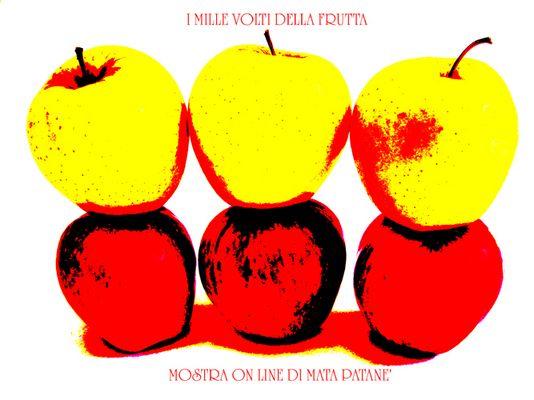 """Mostra online di Mata Patanè: """"I mille volti della frutta"""" - 1."""