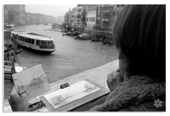 """Mostra online di Matteo Carbone: """"Venezia in 10 scatti"""" - 2."""