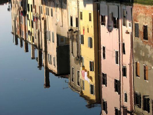 """Mostra online di Maureen Ross """"Chioggia allo specchio"""" - 3. Dal ponte della Cuccagna"""