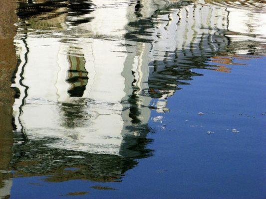 """Mostra online di Maureen Ross """"Chioggia allo specchio"""" - 6. Palazzo Pretorio o Municipio"""