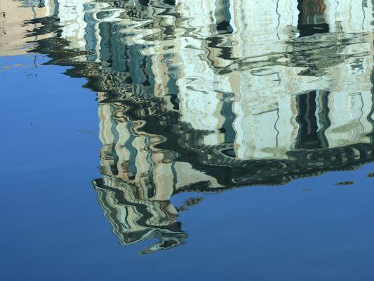 """Mostra online di Maureen Ross """"Chioggia allo specchio"""" - 8. Palazzo Mascheroni-Lisatti"""