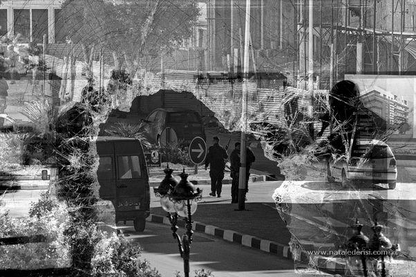 """Mostra online di Natale De Risi """"Appunti di viaggio: 15-01-2011"""" - 1. Il coprifuoco"""
