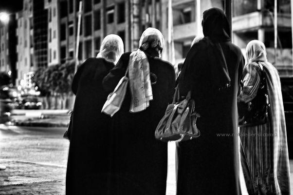 """Mostra online di Natale De Risi """"Appunti di viaggio: 15-01-2011"""" - 7. Ombre"""