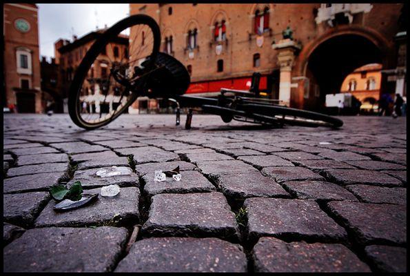 """Mostra online di Nicola Giaretta """"Bicicletta Maledetta"""" - 4."""