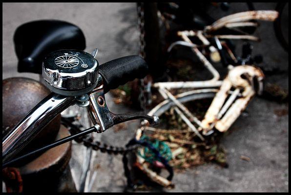 """Mostra online di Nicola Giaretta """"Bicicletta Maledetta"""" - 5."""
